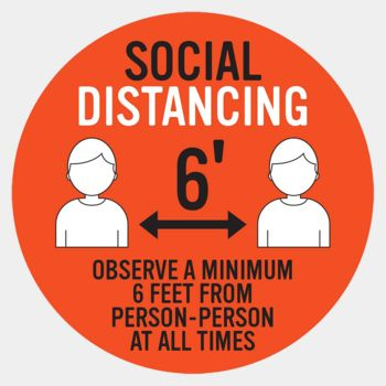 Social Distancing Signs Thumbnail